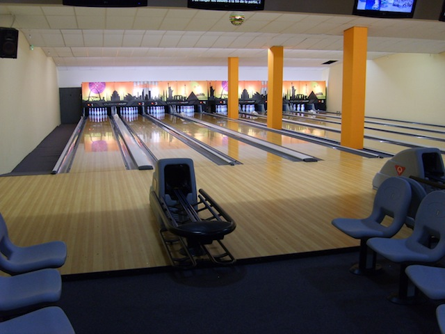 anniversaire bowling draguignan